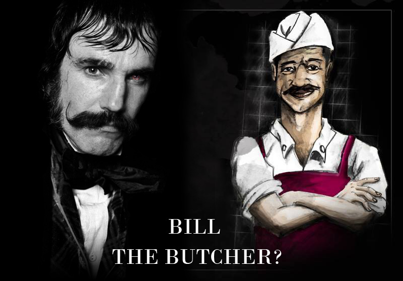 Bill-the-butcher Varón