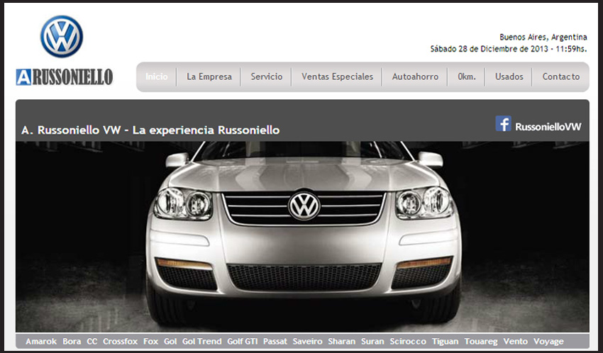 Russoniello-Acassuso-VW