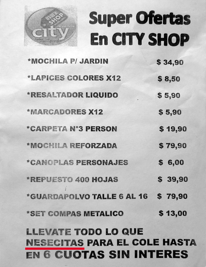 City-shop-Junín