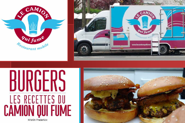 food truck Paris