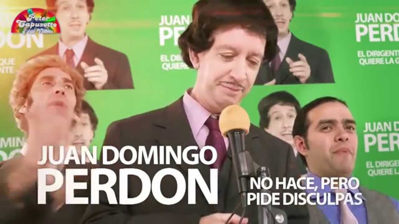 Capusotto Juan Domingo Perdon